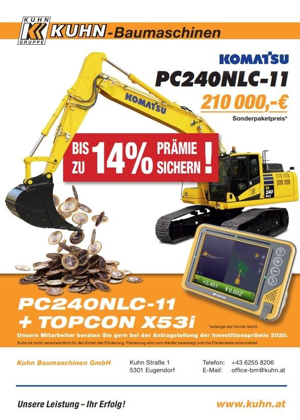 Investitionsprämie bis zu 14 % - Digitalisierung PC240NLC ...